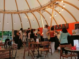 Tent Event Bar